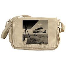 T-1976 Stearman from Stearman in air Messenger Bag