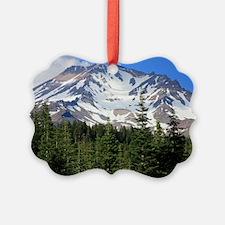 Mount Shasta 11 Ornament