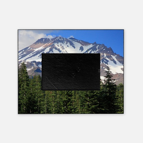 Mount Shasta 11 Picture Frame