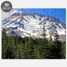 Mount Shasta 11 Puzzle