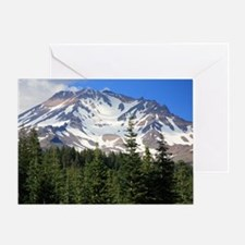 Mount Shasta 11 Greeting Card