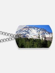 Mount Shasta 11 Dog Tags