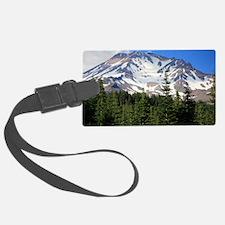 Mount Shasta 11 Luggage Tag