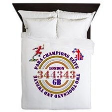 Para Champions Elite GB Queen Duvet