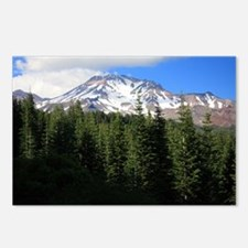 Mount Shasta 14 Postcards (Package of 8)