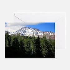 Mount Shasta 14 Greeting Card