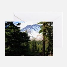 Mount Shasta 18 Greeting Card