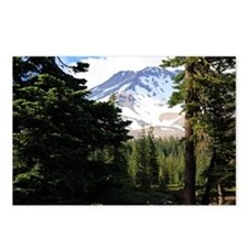 Mount Shasta 18 Postcards (Package of 8)