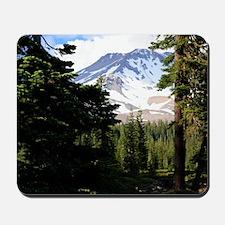 Mount Shasta 18 Mousepad