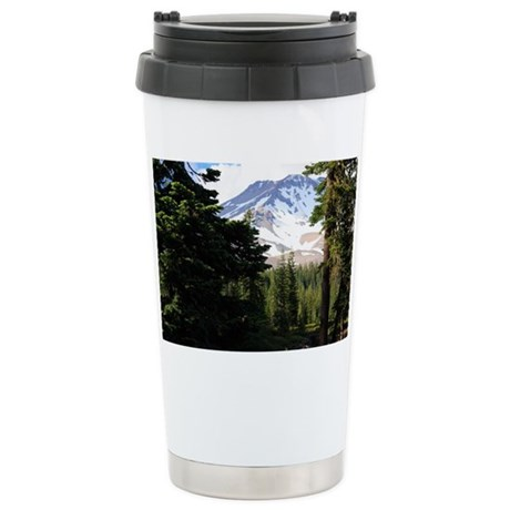 Mount Shasta 18 Stainless Steel Travel Mug