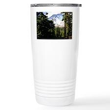 Mount Shasta 18 Travel Coffee Mug