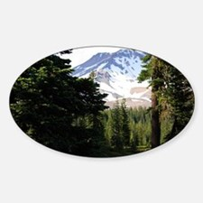 Mount Shasta 18 Decal