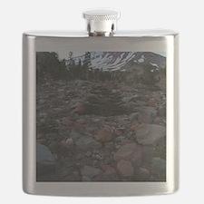Mount Shasta 62 Flask
