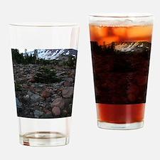 Mount Shasta 62 Drinking Glass