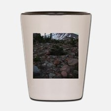 Mount Shasta 62 Shot Glass