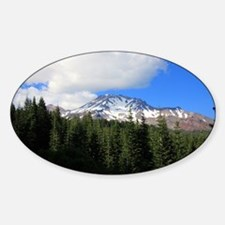 Mount Shasta 8 Decal