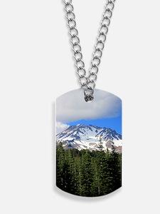 Mount Shasta 9 Dog Tags