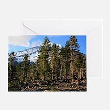 Mount Shasta 42 Greeting Card