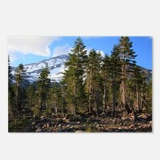 Mount Shasta 42 Postcards (Package of 8)