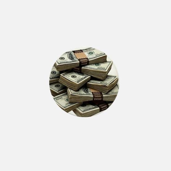 money Mini Button