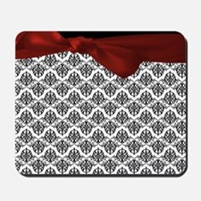 Decorative Damask Mousepad