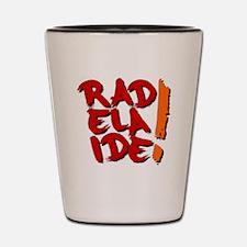 rAdelaide tee shirts Shot Glass
