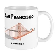 SF_12x12_GoldenGateBridge_Design3_Black Mug