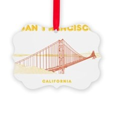 SF_12x12_GoldenGateBridge_Design3 Ornament