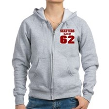 MHS Class Of 1962 Zip Hoodie