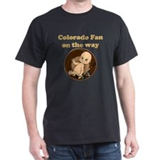 Colorado Fan on the way T-Shirt