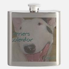 Terriers CALENDAR Flask