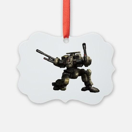 Rifleman Ornament