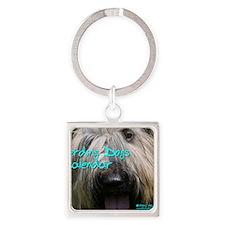 Herding Dogs CALENDAR Square Keychain
