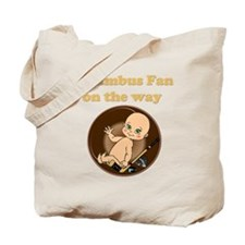Columbus Fan on the way Tote Bag