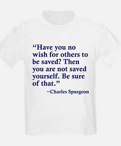 no wish for others Kids T-Shirt