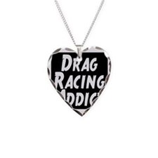 Drag Racing Addict Necklace