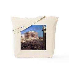 Frederic Edwin Church The Parthenon Tote Bag