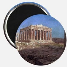 Frederic Edwin Church The Parthenon Magnet
