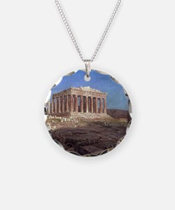 Frederic Edwin Church The Pa Necklace