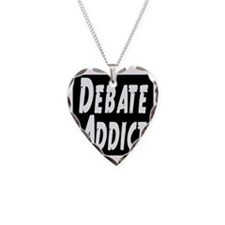 Debate Addict Necklace