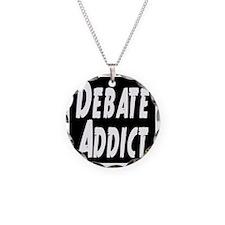 Debate Addict Necklace