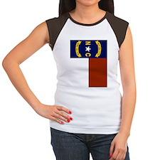 North Carolina United S Women's Cap Sleeve T-Shirt