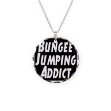 Bungee Jumping Addict Necklace