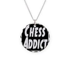 Chess Addict Necklace