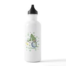 Snowman 2012 1st Chris Water Bottle