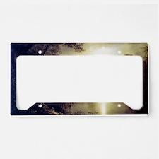 Frederic Edwin Church Morning License Plate Holder