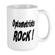 Optometrists Rock ! Mug