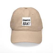 Optometrists Rock ! Baseball Cap