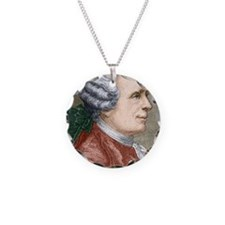 Jean D'Alembert, French math Necklace