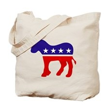 Democrat Party Donk... Tote Bag